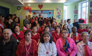 MMB@ValentineGÇÖs Day Party, hosted by Vida Senior Centers.02-14-2017.Khalid.Naji-Allah (60 of 77)