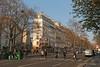 Boulevard de Reuilly - Paris (France)