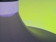Superinfra (ix 2017) Tags: israfel67 méxico mexico cuernavaca morelos outside intemperie abstract green verde violet violeta shadow sombra cono cone curve curva