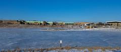 Minnesota Winter (uhhey) Tags: minnesota lake winter maplegrove