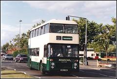 Buckinghamshire Road Car 3311 (Lotsapix) Tags: miltonkeynes citybus city buckinghamshire bus bristolvr ecw easterncoachworks buckinghamshireroadcar bletchley busstation nru311m