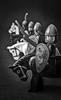 Four Riders (Topolino70) Tags: nokia lumia 930 mobile horse lego knight sword shield helmet