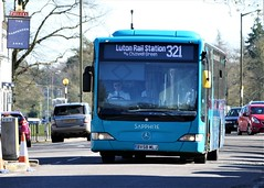 Photo of Arriva The Shires BV58MLJ