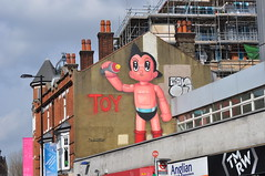 Croydon Street Art (Guy Tyler) Tags: art streetart croydon london graffiti graffito