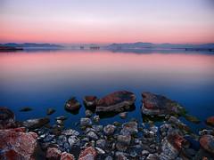 Dawn, Gulf of Eleusis (Giovanni C.) Tags: cf087786 mamiya mediumformat mf nohdr 645 p45 mediumformatdigital afd zdback digitalback digital 6x45 mamiya645 645af 645afd gcap giovannic