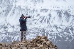 Some where in Mountains Shooting golden Eagle (T@hir'S Photography) Tags: nature outdoor travel mountains adventure birding bird wathcing snow 3000 altitude