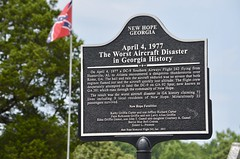 History (I'magrandma) Tags: history dallas ga georgia usa tragedy 1977 april4 newhope aircraftcrash memorial