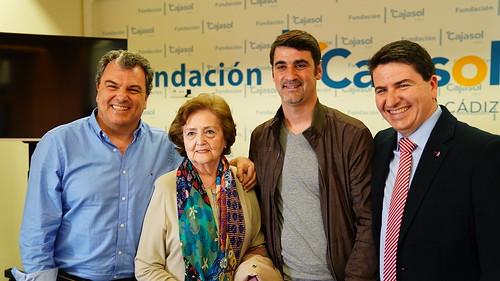 Aula de Salud sobre 'Fracturas dorsales en accidentes de tráfico' desde la Fundación Cajasol (Cádiz) (9)