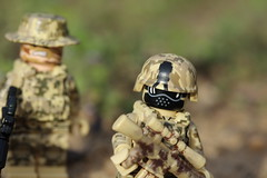 High Desert (lego slayer) Tags: desert army navy marines lego legos camo china america war sniper team brickarms citizen brick