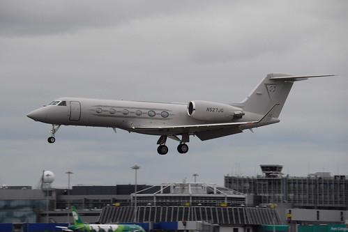 N527JG Gulfstream 4 (Joe Gibbs)