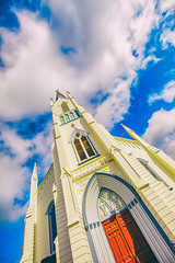 Love Can Hardly Leave the Room With Your Heart (Thomas Hawk) Tags: america california catholic catholicism churchofassumption ferndale humboldtcounty northerncalifornia usa unitedstates unitedstatesofamerica architecture church fav10 fav25 fav50