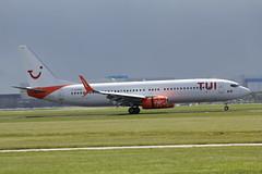 C-GOWG Boeing 737-86J Sunwing Airlines (FokkerAMS) Tags: boeing737 sunwingairlines cgowg tui