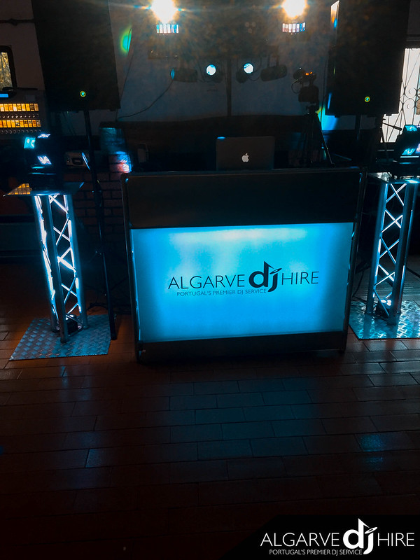 LED Lighting effects from Algarve DJ Hire