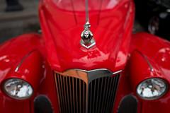 1940 Packard (mehtasunil) Tags: vintage california coupe carshow socal ca packard 1940packard redcar leicalens leicaq leicaimages leicacamera leicaforum leicacamerausa 23rdannualorangeplazacarshow orangeplazacarshow2017 redmatrix