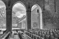 Kloster Chorin (LutzSchramm) Tags: brandenburg chorin deudeutschland europa hoyainfraredr72 landbrandenburg leicammonochrom leitzelmarit2828mm uckermark deutschland de