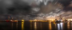 Hafen Cuxhaven (Nik He) Tags: schiff boot angle wide wideangle canon700d 700d canon apsc 11mm 1116mm tokina longexpose wasser meer 30sek belichtung langzeitbelichtung langzeit nordsee cuxhaven hafen