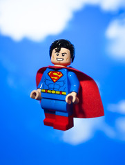 Reborn (Jonathan Wong Photography) Tags: lego dc superman comics reborn