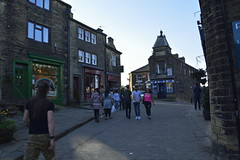 Haworth (581) (rs1979) Tags: haworth bradford worthvalley westyorkshire yorkshire mainstreet