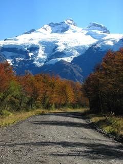 Otoño,contrastes,Monte Tronador,P.N.Nahuel Huapi,patagonia Argentina