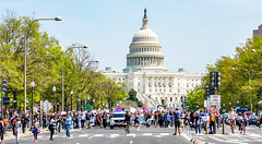 2017.04.15 #TaxMarch Washington, DC USA 02370 (tedeytan) Tags: pennsylvaniaavenue resistance taxmarch taxmarchdc taxmarcdc trumpchicken trumpinternationalhotel donaldtrump protest uscapitol washington dc unitedstates geo:city=washington exif:focallength=644mm camera:make=sony exif:aperture=ƒ90 exif:make=sony exif:model=ilce6300 geo:state=dc geo:country=unitedstates camera:model=ilce6300 exif:isospeed=100 exif:lens=e18200mmf3563