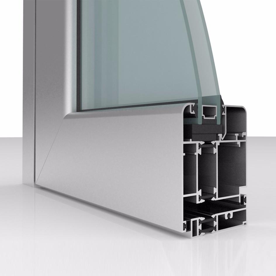 porte in alluminio original systems