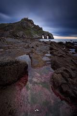 San Juan De Gaztelugatxe (Laurent BASTIDE Photographies) Tags: san juan de gaztelugatxe bilbao basque ocean sky cloud blue