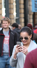 Faces in the crowd #1 (Geoff_B) Tags: bristol biamf2017 unprocessed justcropped people