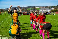2017:03:25 14:08:54 (serenbangor) Tags: 2017 aberystwyth aberystwythuniversity bangoruniversity seren studentsunion undebbangor varsity rugby rugbyunion sport womens