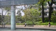 P1011055 (digitalbear) Tags: panasonic lumix gh5 g vario 1260mm f3556 marunouchi chiyodaku tokyo japan wadakura funsui koen park forntain