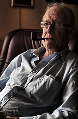 vindusportrett-farge-Ove_fhdr_cr (overonning) Tags: natural light portrait old man grandfather