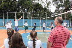 CEM Giovania de Almeida 26 04 17 Foto Celso Peixoto (14) (Copy) (prefbc) Tags: cem giovania almeida escola educação atividade escolar esporte volei