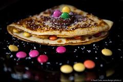 Pancakes (Design-photo.cz) Tags: pancakes food black d750 nikond750 chocolate nutella smarties coconut