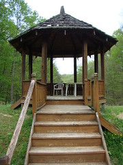 Boch Hollow State Nature Preserve (Dan Keck) Tags: hockingcounty hockinghills park woods shelter gazebo odnr naturalresources
