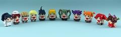 [BrickHeadz] Everlasting Summer Characters (2che_4life) Tags: ldd lego blender mecabricks moc es