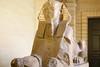 day twenty-seven: louvre (dolanh) Tags: france egyptianart louvre sphinx paris statues museum