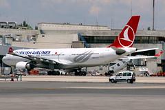 TC-JNB A330-203 Turkish (Antonio Doblado) Tags: barajas madrid adolfosuarez tcjnb a330 turkish airbus 330