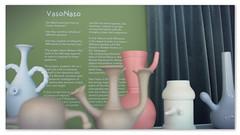 """Vaso Naso"" by Matteo Cibic | 5vie Art + Design (SanelaBajric) Tags: milanodesignweek milandesignweek fuorisalone fuorisalone2017 interni design"