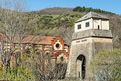 Castillete (vcastelo) Tags: castillete calero mina pozo minas zona minera barruelo santullán palencia españa spain