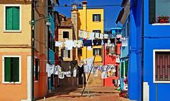 Color is life (Ciceruacchio) Tags: color colour couleur island isola burano venezia venice venecia venedig veneza венеция ヴェネツィア 威尼斯 βενετία veneto vénétie italia italy italie italien nikon