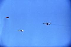Ryan Aeronautical Image (San Diego Air & Space Museum Archives) Tags: f104starfighter f104 starfighter t38talon t38