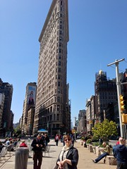 (josephshambrook) Tags: new york newyork building apple big iron flat spiderman daily flatiron bugle uploaded:by=flickrmobile flickriosapp:filter=nofilter