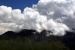 Clouds around Monte Altissimo (WeatherMaker) Tags: italien italy mountains alps hiking alpen nara trentino cima bal lagodigarda gardasee pregasina