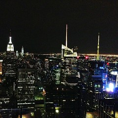 """View From the Rockefeller Center NYC • <a style=""""font-size:0.8em;"""" href=""""http://www.flickr.com/photos/66124349@N03/8805605876/"""" target=""""_blank"""">View on Flickr</a>"""