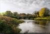 Crossing the Annalee (bbusschots) Tags: bridge ireland history clouds river cavan localhistory photomatix tonemapped topazadjust topazdenoise topazstareffects