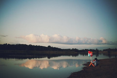 Cloud (Amanda Mabel) Tags: portrait sky cloud reflection landscape photography faceless johnnywu amandamabel