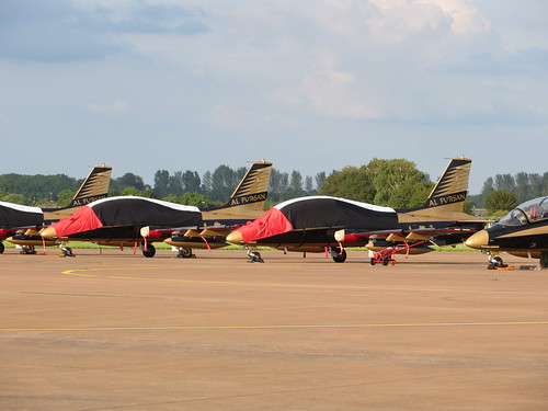 Al Fursan RIAT Fairford 5 July 2012