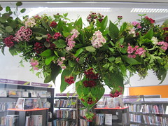 Flower Arranging Special at Passmore Edwards Centre (Devon Libraries) Tags: uk flowers public library create month newtonabbot innovate flowerarranging 2013 devonlibraries newtonabbotlibrary passmoreedwardscentre createandinnovate