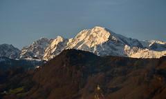 Hoher Göll in April snow (echumachenco) Tags: morning schnee snow alps salzburg alpes austria österreich april alpen alpi morgen anif hohergöll berchtesgadeneralpen neuanif ringexcellence nikond3100 rememberthatmomentlevel1