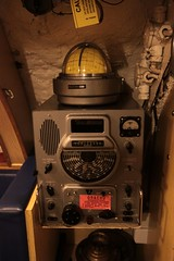 More radio (?) equipment (Marcus Wong from Geelong) Tags: russia submarine saintpetersburg  sovietnavy sovietsubmarines189 project613b