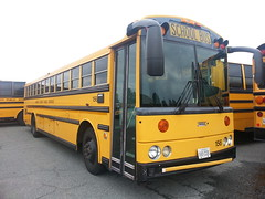 Thomas HDX School Bus (hcpsmarshall) Tags: thomas international bluebird schoolbuses henrico
